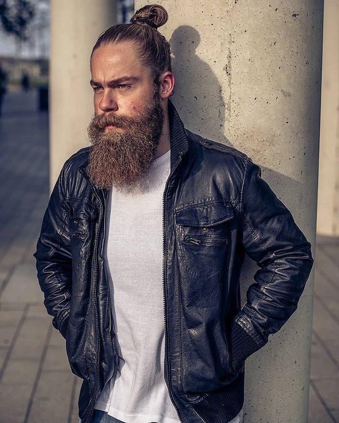 бородатий мачо