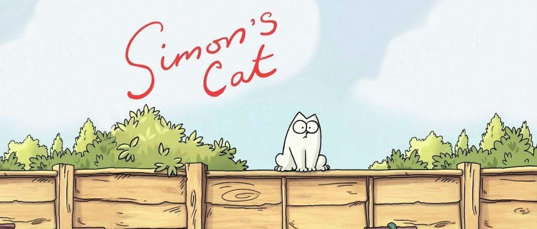 Англиийский кот Саймон