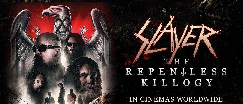 Фильм «Slayer: The Repentless Killogy»: концерт легендарной группы на экранах кинотеатров