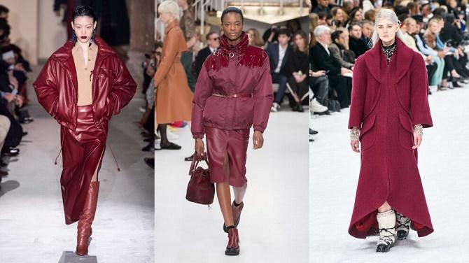 Давайте жити яскраво: ТОП-15 модних кольорів сезону зима 2019-2020 1