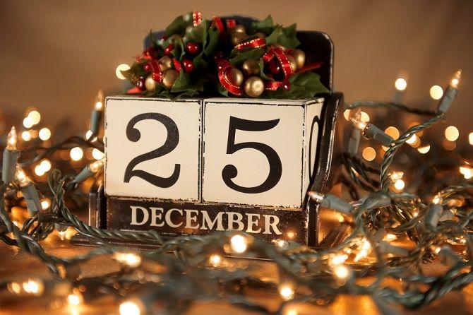 25 грудня