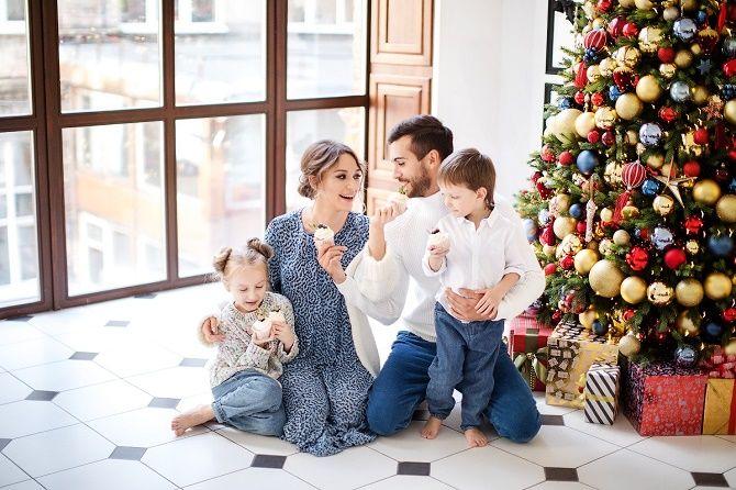 образи для новорічної фотосесії