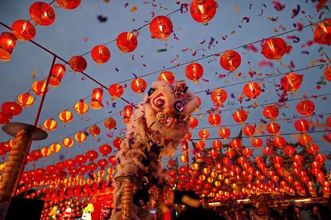 ліхтарики китайські