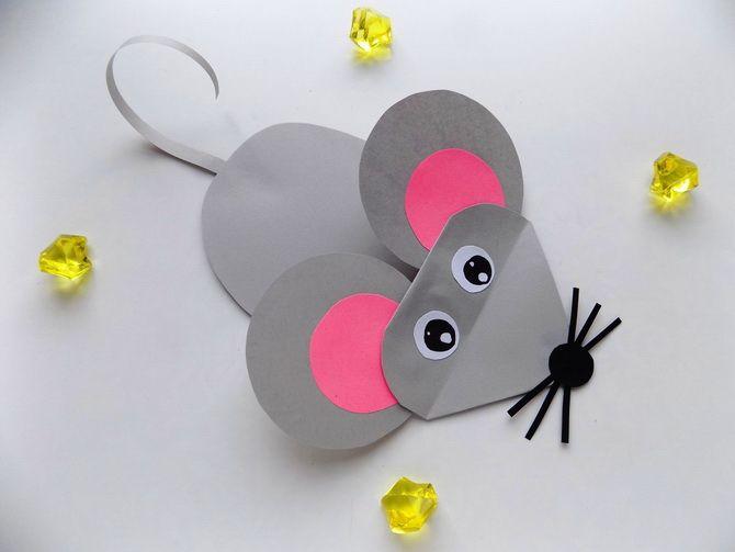 Поделка крыса своими руками: мастерим новогодний талисман 2020 11