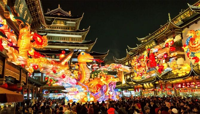 новий рік у китаї