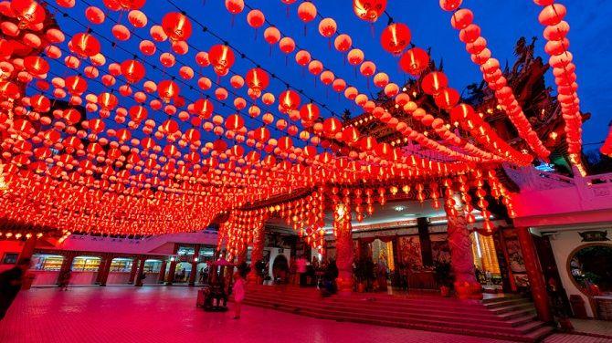 Китайський Новий рік 2020