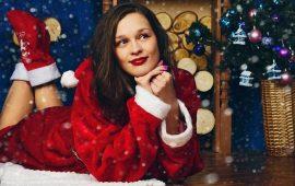 Яскраві і цікаві образи для новорічної фотосесії 2020