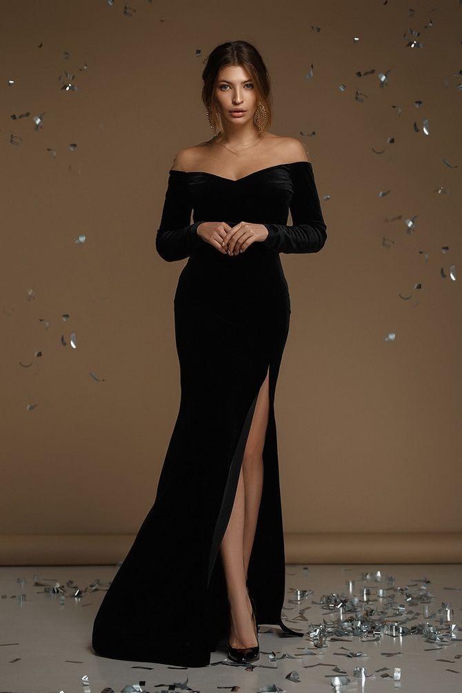 красивые платья на новый год
