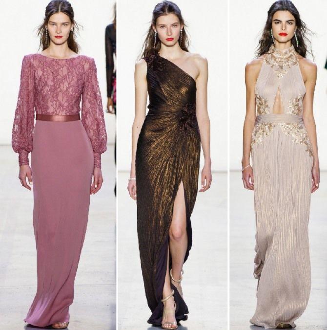 цвет платья на новый год 2020