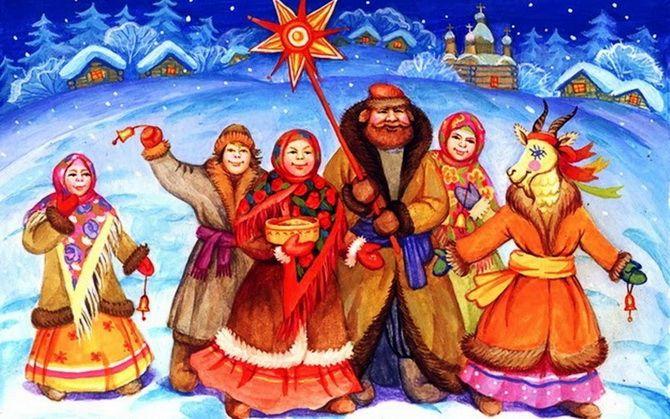 Маланки и Василия: традиции и обряды Старого Нового года