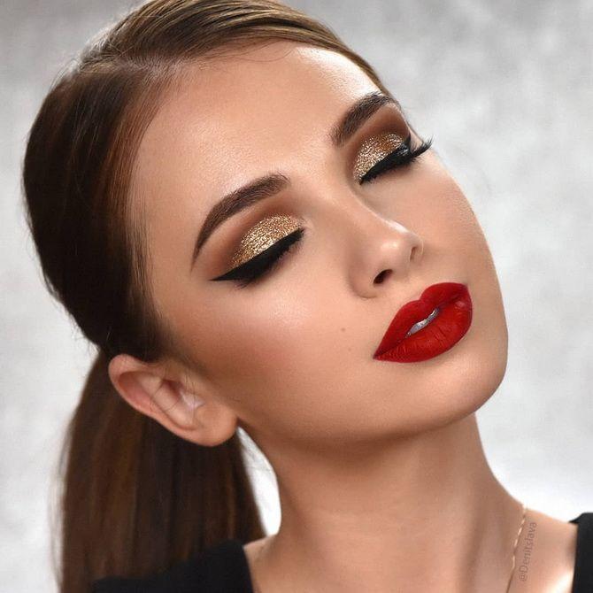 Make-up-Trends im Jahr