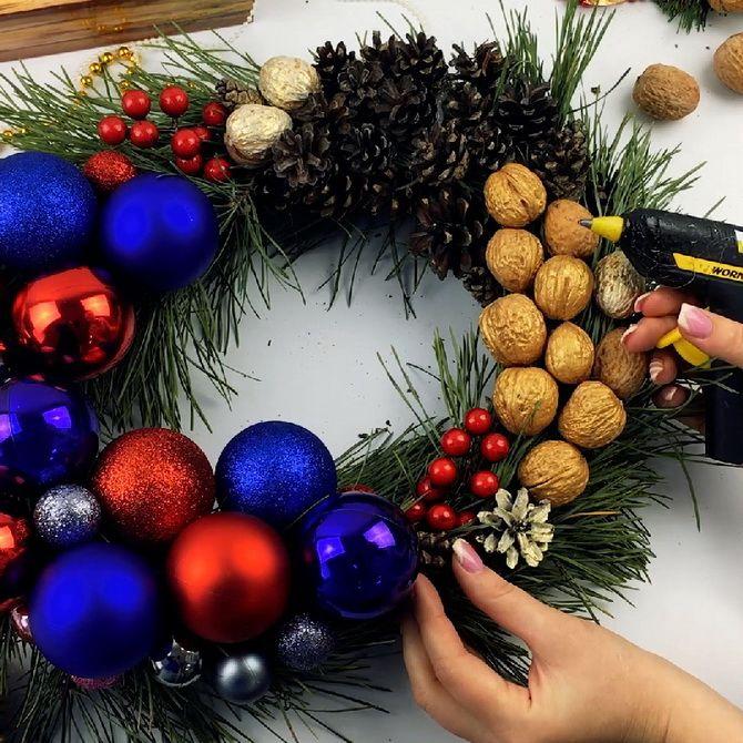 рождественский мастер класс
