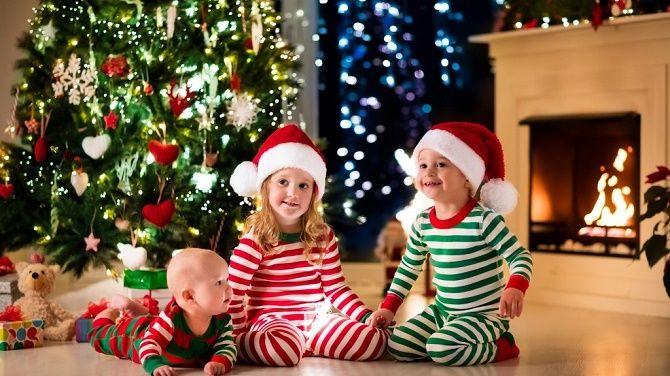 образы для новогодней фотосессии 2020 детей
