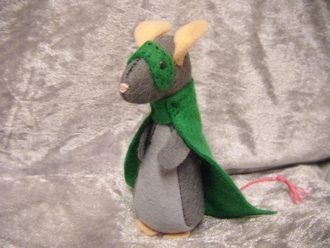 Поделка крыса своими руками: мастерим новогодний талисман 2020 32