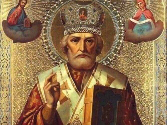 день святого николая николаев
