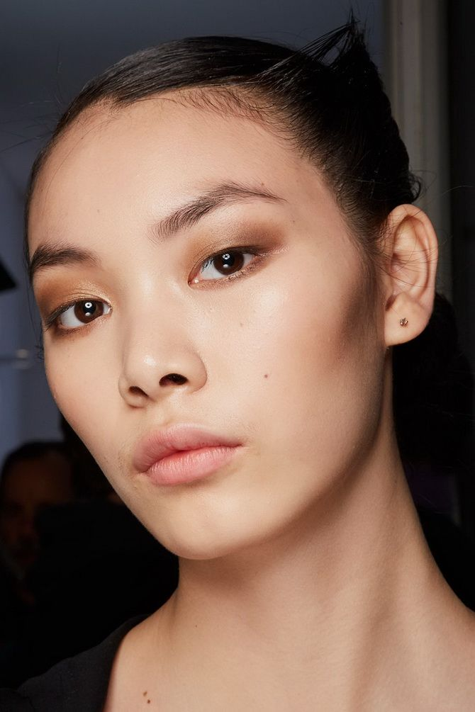Und für Make-up am Tag