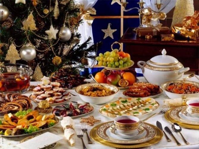 Горячие блюда на Новый год 2020