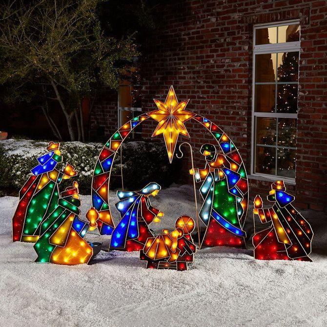 фигуры для рождественского вертепа