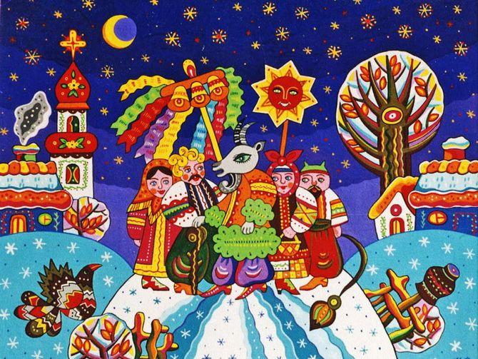 Свято Різдва Христового 2021: традиції, історія, ворожіння, обряди 1