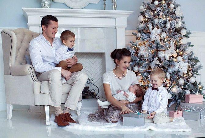 незвичайні образи для новорічної фотосесії