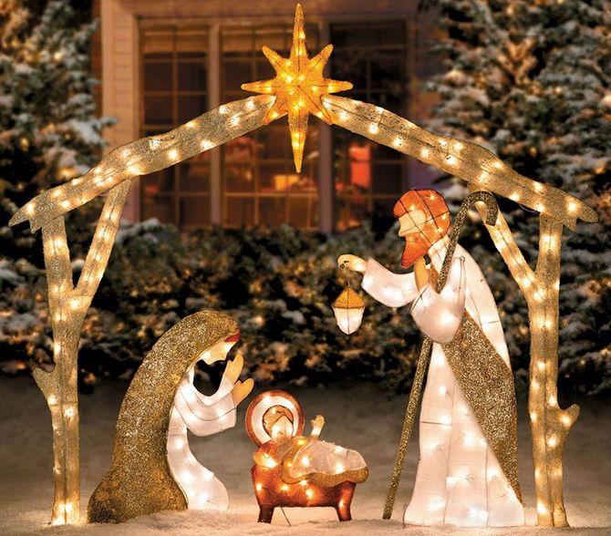 рождественский вертеп своими руками пошаговое фото