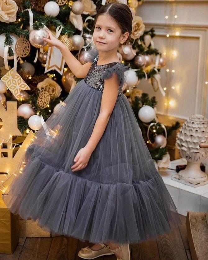 детские платья на новый год 2020
