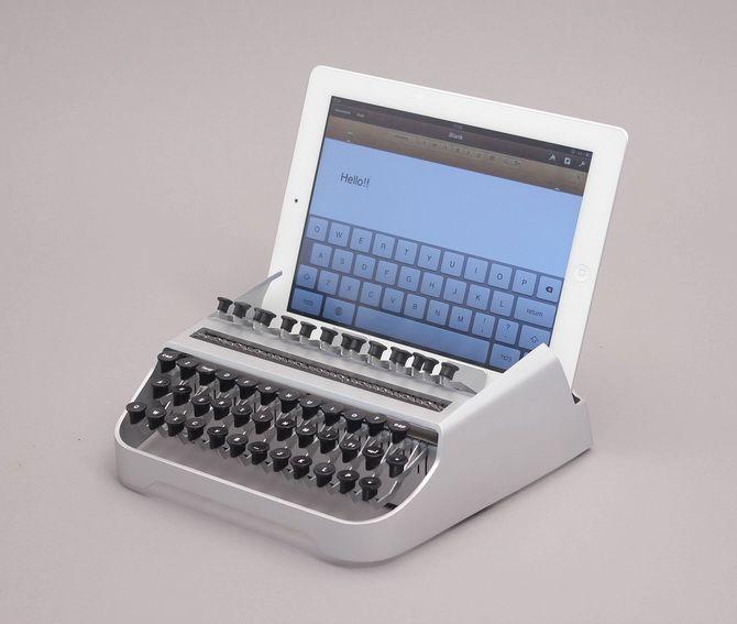 Друкарська машинка для iPad