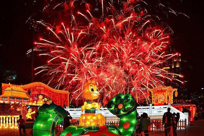 Китайский Новый год 2021: традиции, даты, обычаи 7