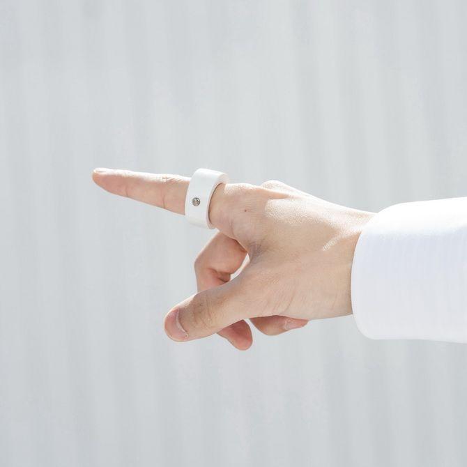 Ring Zero Logbar -