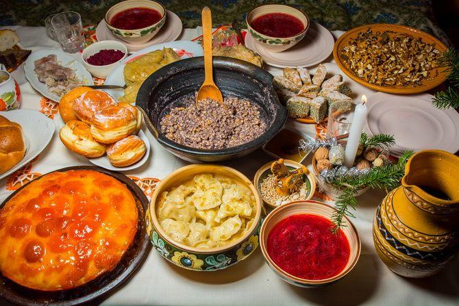 Сочельник 2021: 12 традиционных блюд и их символика 1