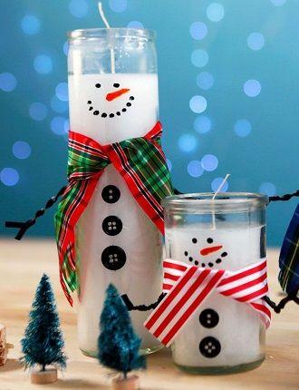 Сніговик своїми руками 2021 – прикрашаємо будинок улюбленим новорічним персонажем 25