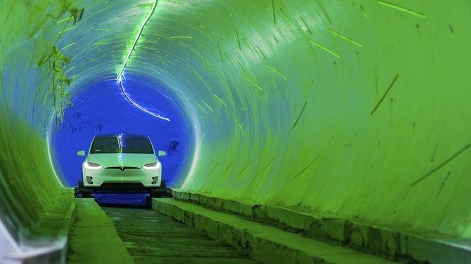 туннель Boring Company
