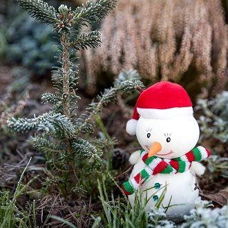 Сніговик своїми руками 2021 – прикрашаємо будинок улюбленим новорічним персонажем 13