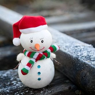 Сніговик своїми руками 2021 – прикрашаємо будинок улюбленим новорічним персонажем 14
