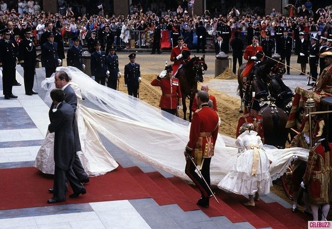 Принц Чарльз и Леди Диана