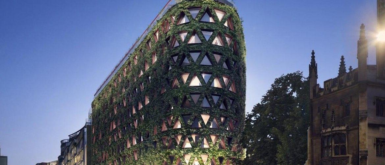 «Зелений дім»: мрія борців за екологію ось-ось з'явиться в Лондоні