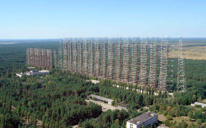 Чернобыльское сияние