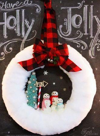 Сніговик своїми руками 2021 – прикрашаємо будинок улюбленим новорічним персонажем 18
