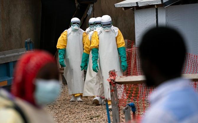 вируса Эбола