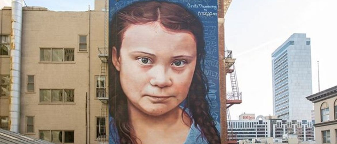 """6 young eco-activists – real """"heroes of our time"""""""