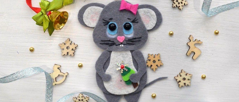 Поделка крыса своими руками: мастерим новогодний талисман 2020