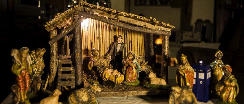 Різдвяний вертеп своїми руками: диво народження Христа