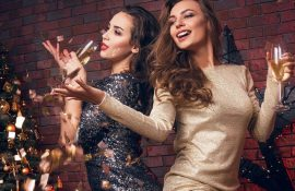 Що надіти на новорічний корпоратив 2020: яскраві і стильні образи для вечірки