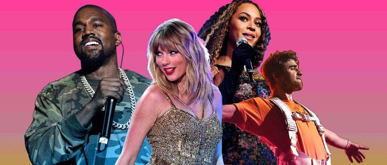Forbes объявил имена самых высокооплачиваемых музыкантов 2019 года