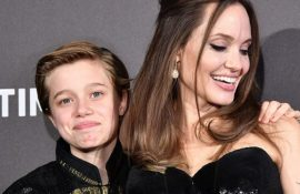 Please meet John Jolie-Pitt. Or everything you didn't know about Angelina Jolie's daughter-son Shailoh