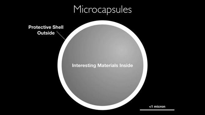 микрокапсула