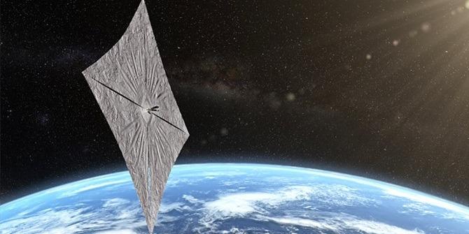 спутник LightSail 2