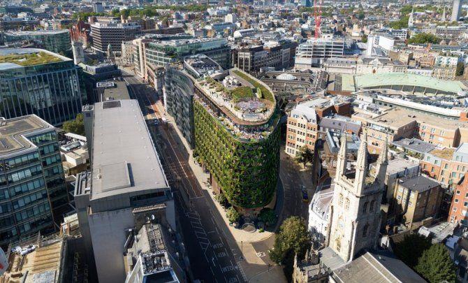 «Зелений дім»: мрія борців за екологію ось-ось з'явиться в Лондоні 2