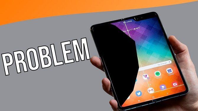 Фиаско Samsung Galaxy Fold