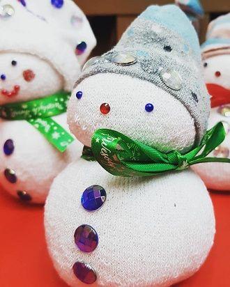 Сніговик своїми руками 2021 – прикрашаємо будинок улюбленим новорічним персонажем 12